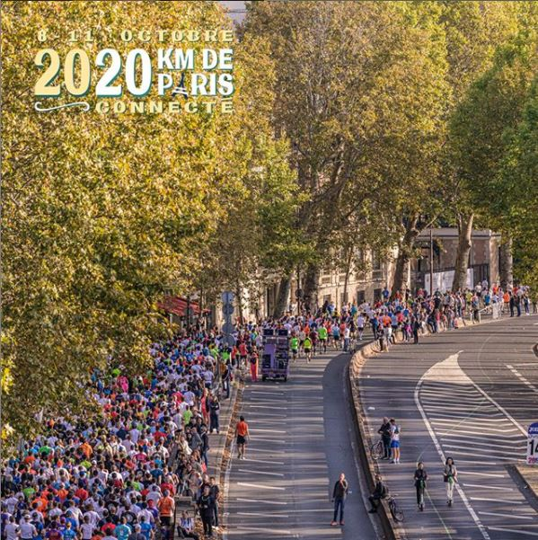 20 km de Paris connecté